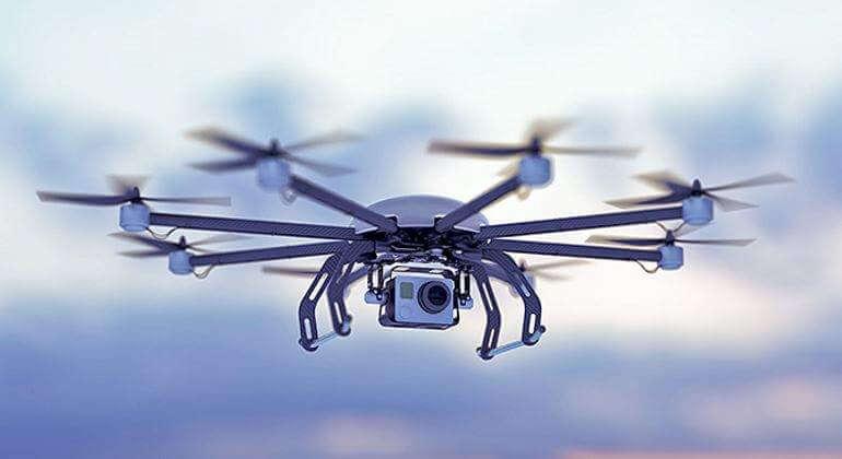 Envíos Logísticos Por Dron En China