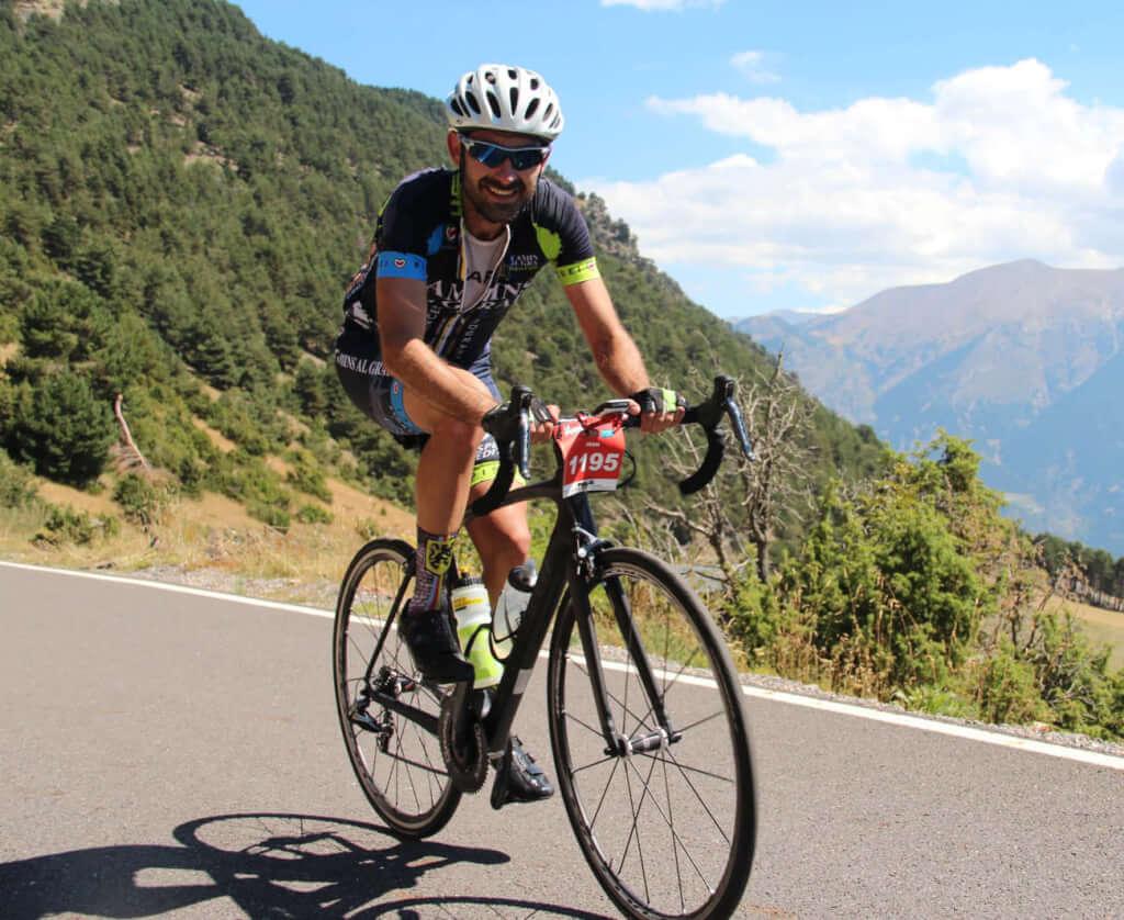 Fran En Bicicleta